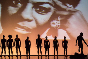 Negra Anger oeuvre chorégraphique et humaine