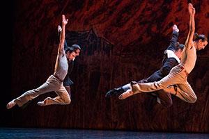 Les nuits américaines du ballet Preljocaj au Grand Théâtre de Provence