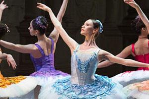 La Belle au bois dormant par le Yacobson Ballet au Grand Théâtre de Provence