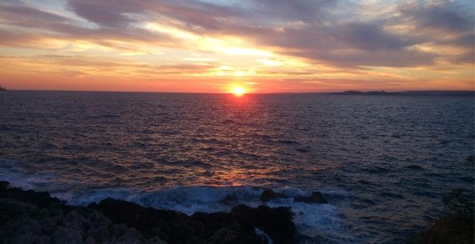 Marseille les 5 plus beaux couchers de soleil sur la mer marseille frequence - Coucher de soleil marseille ...