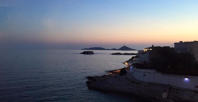 Marseille les 5 plus beaux couchers de soleil sur la mer 28 07 2016 marseille frequence - Coucher du soleil marseille ...
