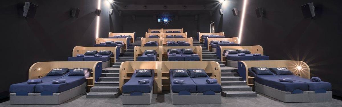 A découvrir en images: le cinéma Europacorp de la Joliette