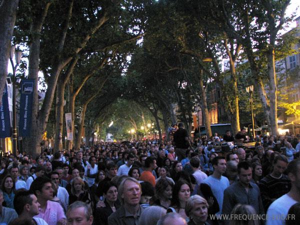 Reportage la f te de la musique aix en provence aix en provence frequence - Fete de la musique salon de provence ...