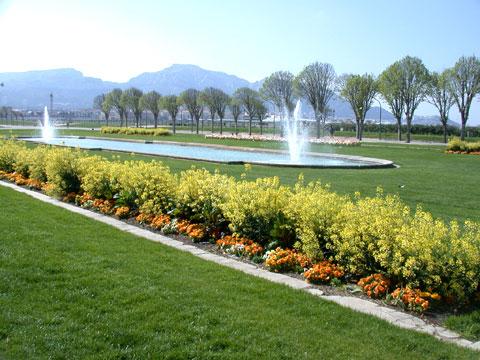 Le guide des parcs et jardins parcs et jardins for Salon du jardin marseille